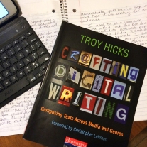 Crafting Digital Writing Picture