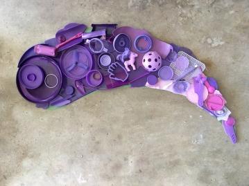 A Purple Fin